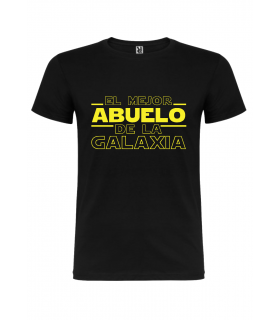 Camiseta Abuelo Galaxia